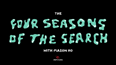 Evento Rip Curl: «Four Seassons of the Search»